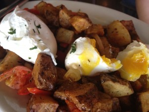 Vegetarian Hash 