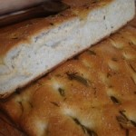 Early Trial Focaccia