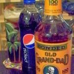 Spirited Remix Bourbon and Pepsi