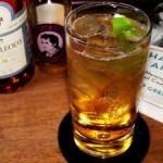Swizzlestick Scotch & Ginger