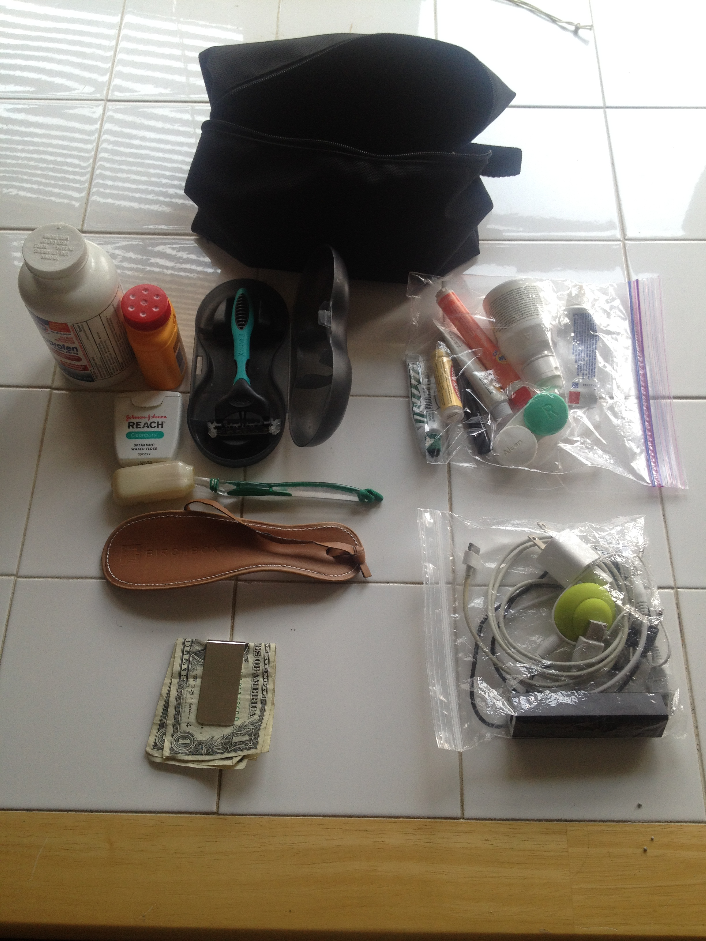 The Travel Kit