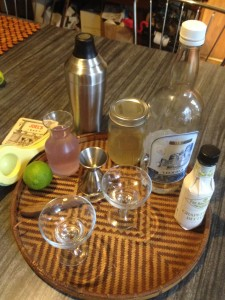 Observe Placido Flamingo in the background