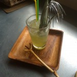 chartreuse swizzle pp - Ginhound