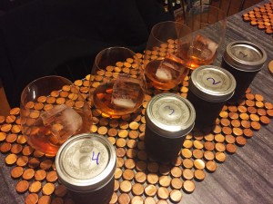 4 Recipes; 4 Old Fashioneds