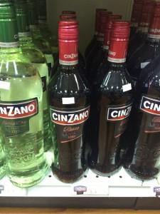 Cinzano Sweet