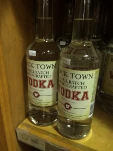 Rocktown Vodka
