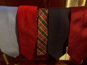Tie Options