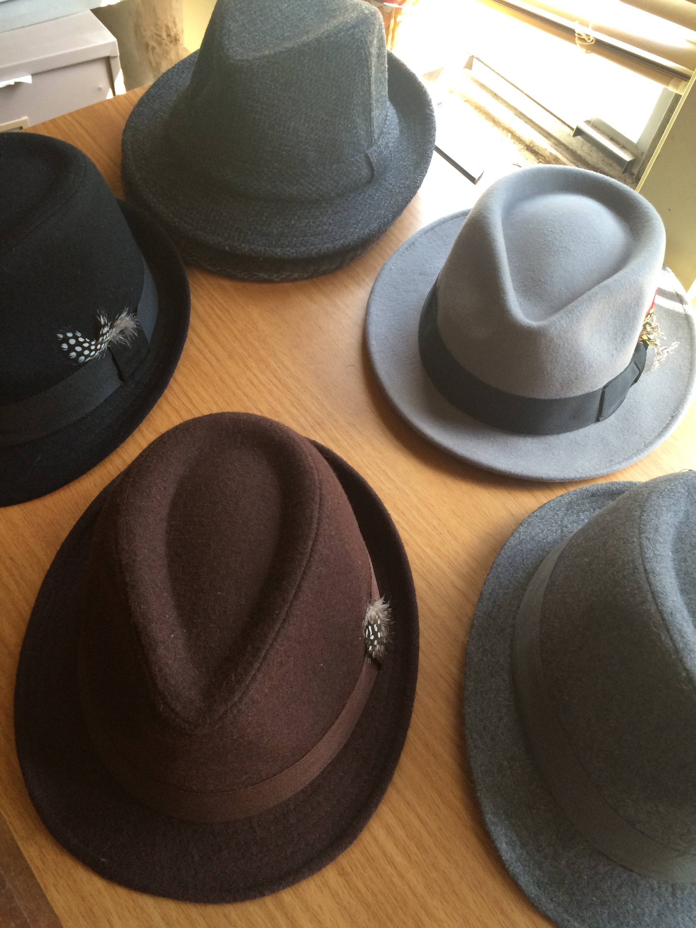 b2e38a29320cf Cover Your Head - A Brief Primer on Mens Hats - Southern Ash