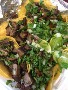 Grills on Wheels - Lengua Tacos